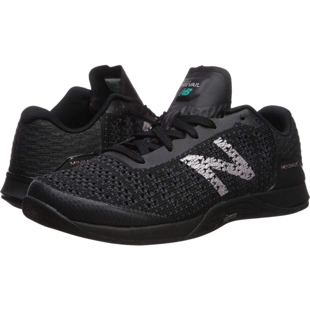 ニューバランス New Balance レディース スニーカー シューズ・靴【Minimus Prevail】Black/Magnet