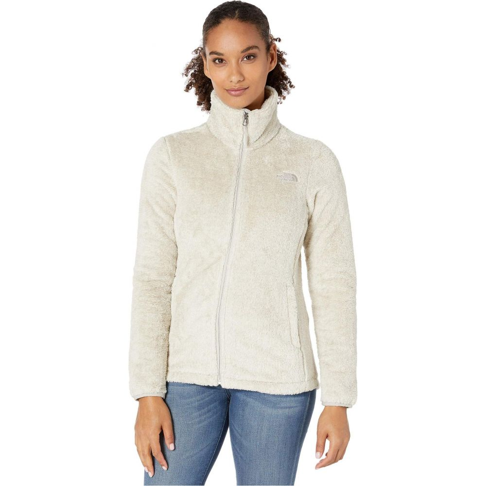 【在庫あり】 ザ ノースフェイス The North Face レディース ジャケット アウター【Seasonal Osito Jacket】Vintage White/Peyote Beige Stripe, Lamoderato生活雑貨とマットの店 4114b54f