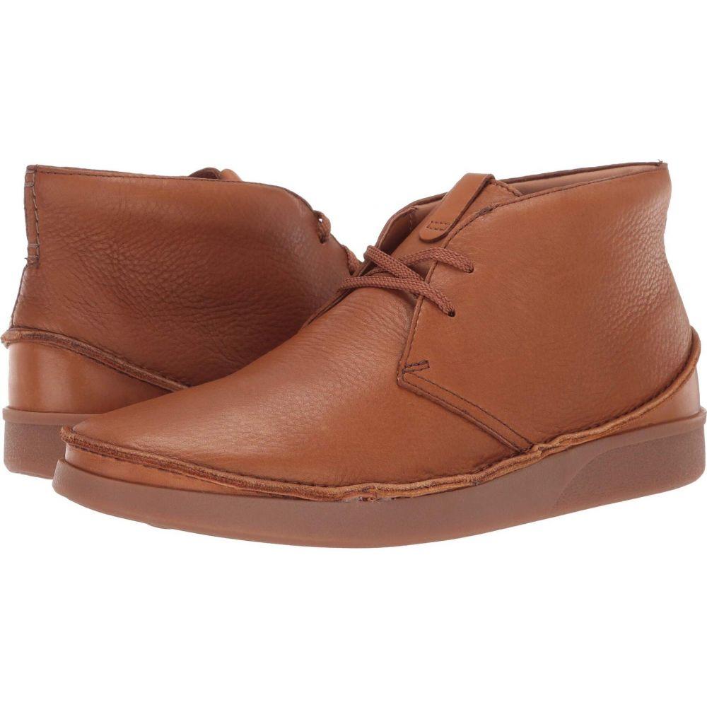 クラークス Clarks メンズ ブーツ シューズ・靴【Oakland Rise】Dark Tan Leather