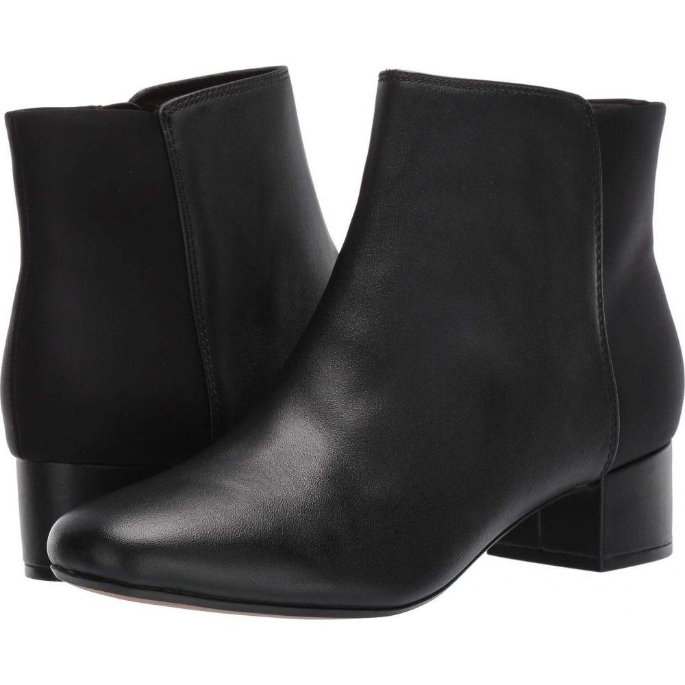 クラークス Clarks レディース ブーツ シューズ・靴【Chartli Valley】Black Combo Leather