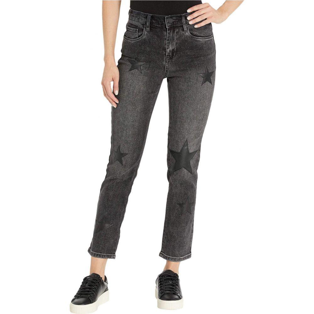 ブランクニューヨーク Blank NYC レディース ジーンズ・デニム ボトムス・パンツ【Star Patched High-Rise Crop Jeans in Before & After】Before & After