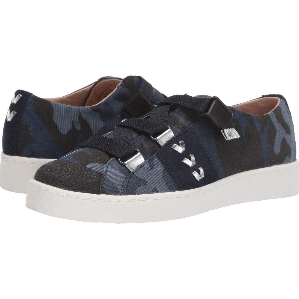 Camo スニーカー Canvas シューズ・靴【Warner Rogers Sneaker】Midnight ジャックロジャース レディース Jack