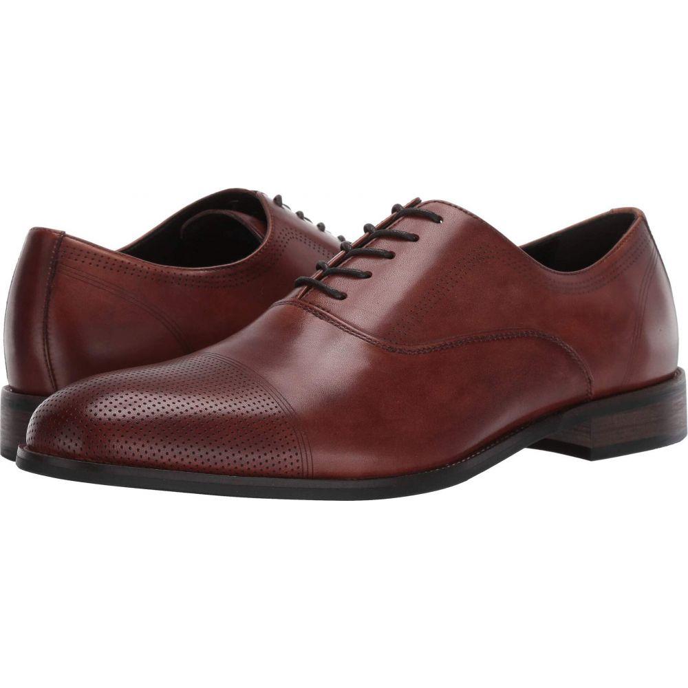 ケネス コール Kenneth Cole Reaction メンズ 革靴・ビジネスシューズ レースアップ シューズ・靴【Jean Lace-Up】Cognac