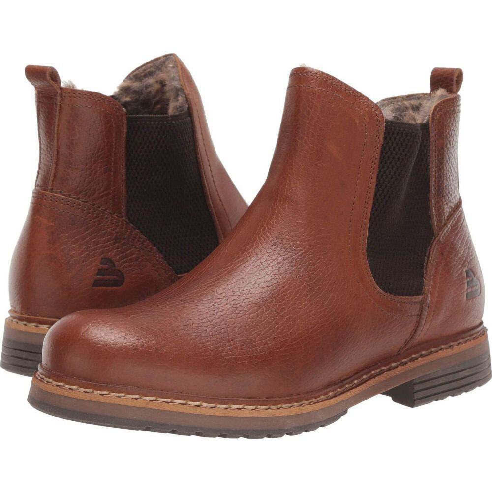 ブルボクサー Bullboxer レディース ブーツ シューズ・靴【Sally】Cognac