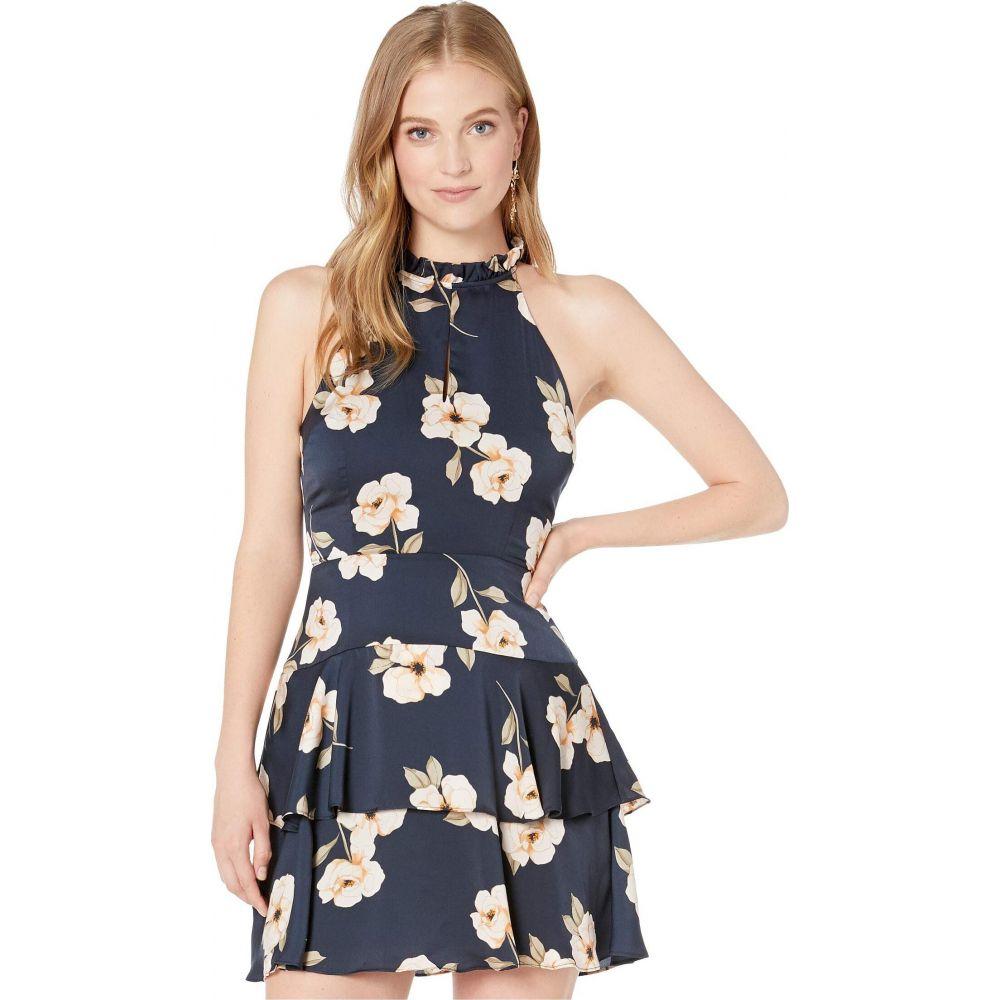 ビービーダコタ BB Dakota レディース パーティードレス ワンピース・ドレス【Gardenia Party Dress】Oilslick
