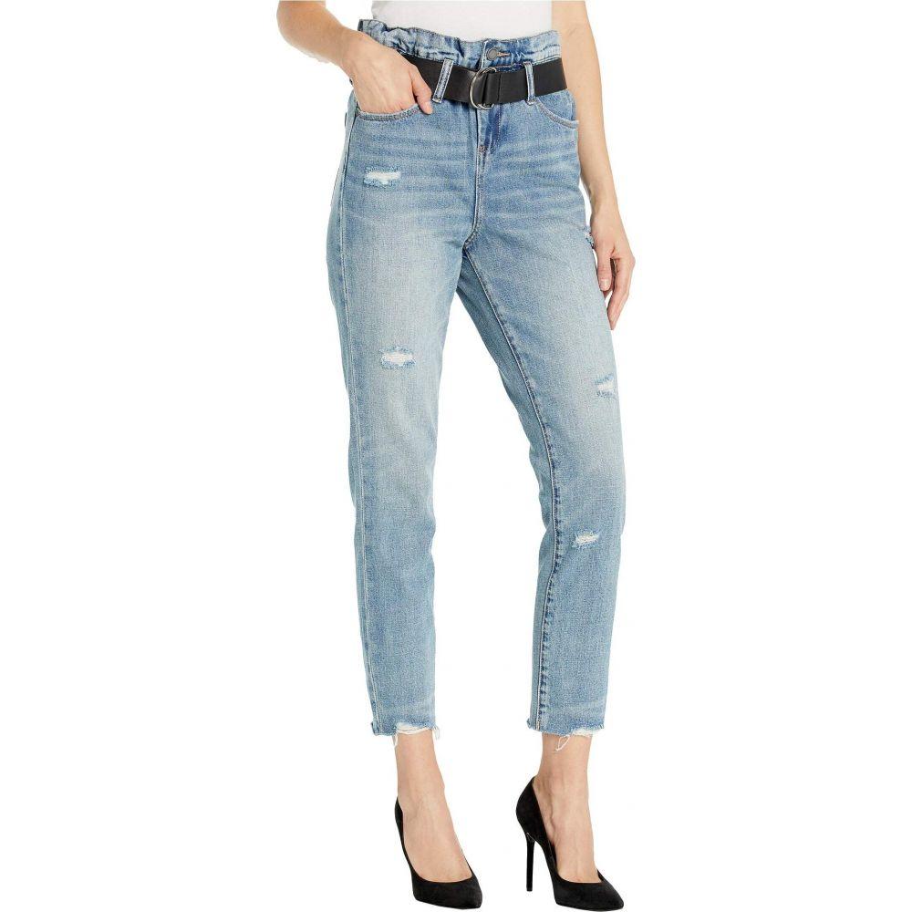 ブランクニューヨーク Blank NYC レディース ジーンズ・デニム ボトムス・パンツ【Belted Waist High-Rise Skinny Jeans in Risk Taker】Risk Taker