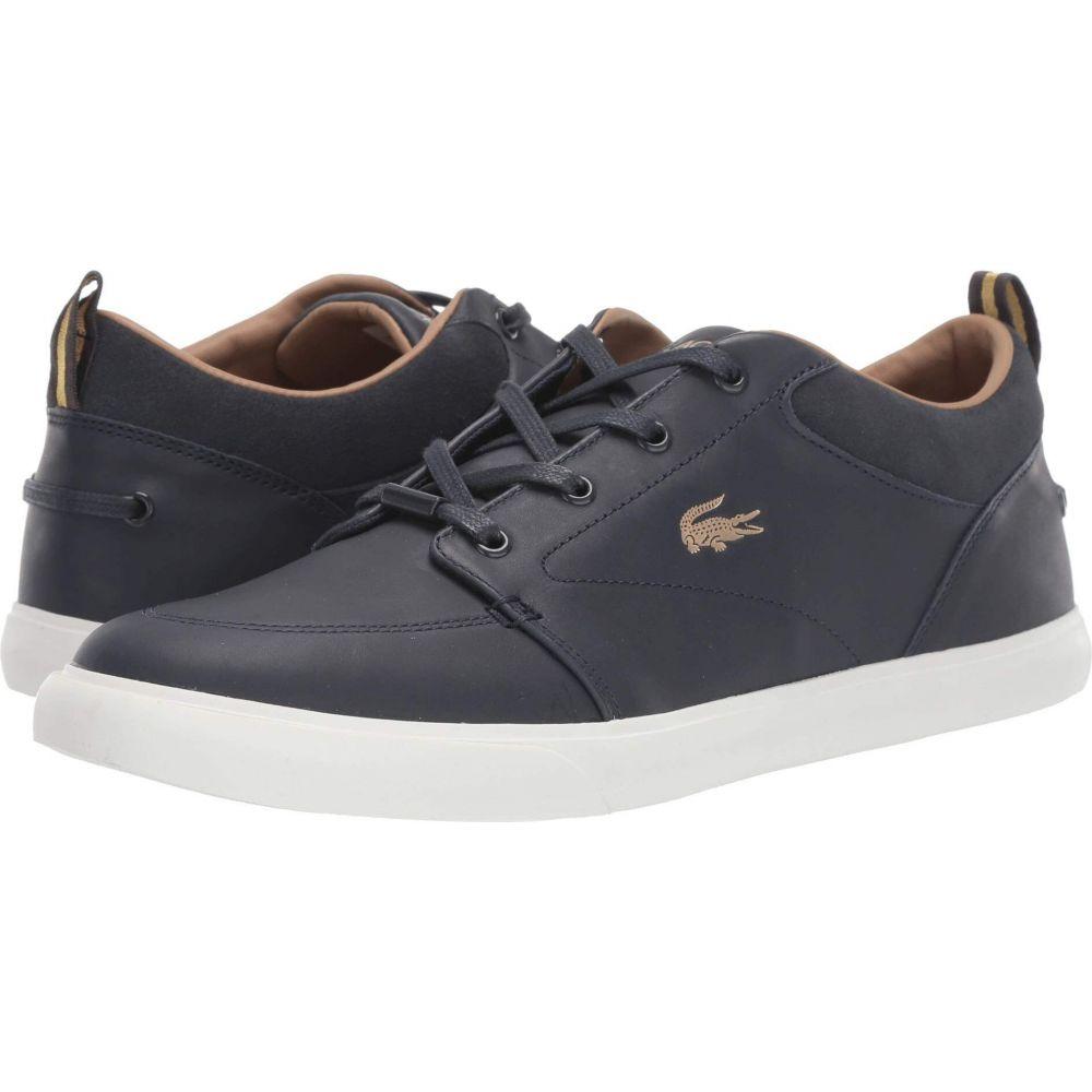 ラコステ Lacoste メンズ スニーカー シューズ・靴【Bayliss Premium 419 1 U】Navy/Off-White