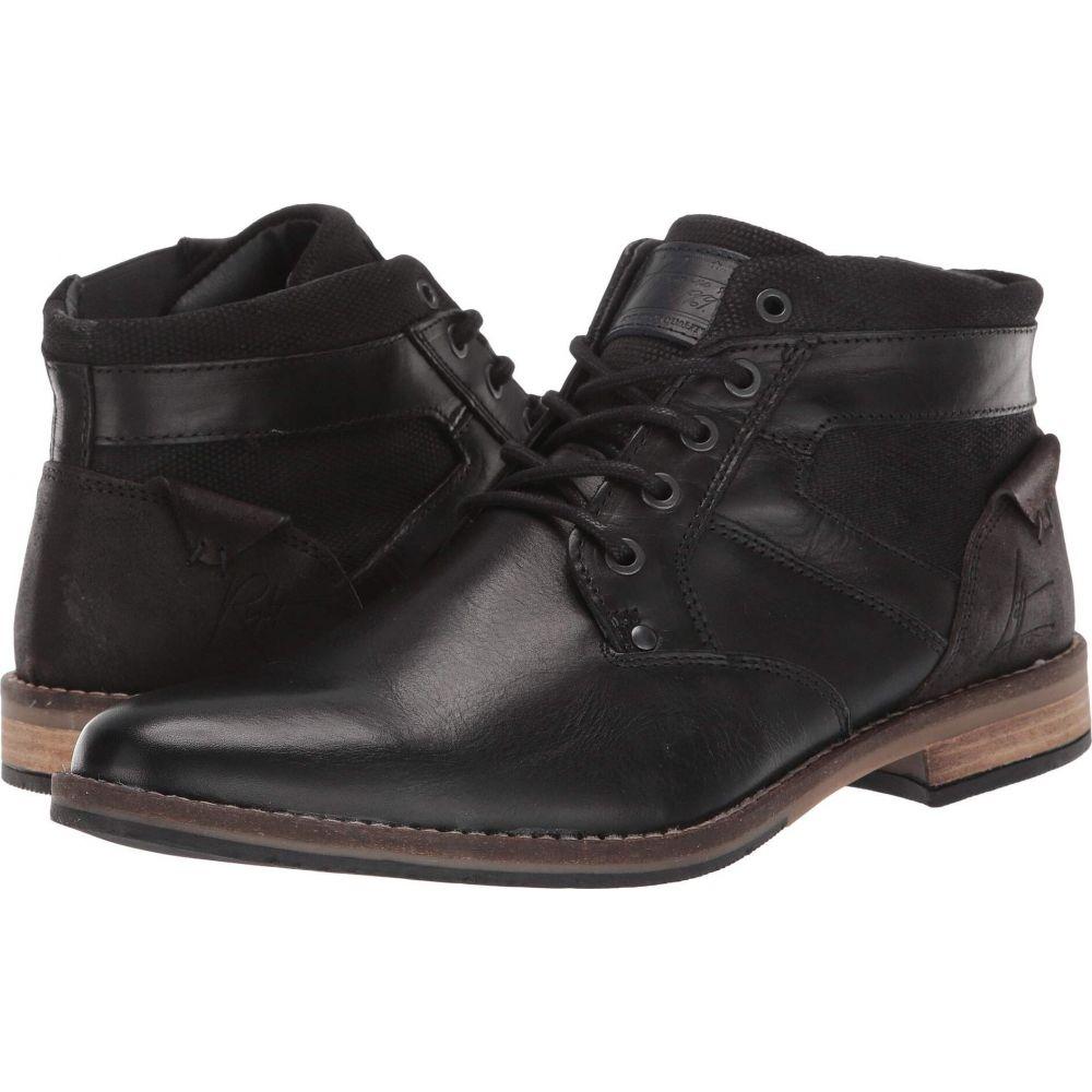 ブルボクサー Bullboxer メンズ ブーツ シューズ・靴【Karline】Black