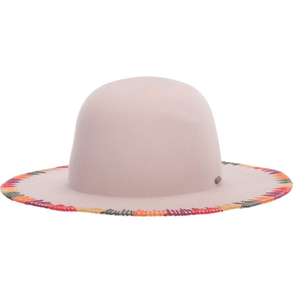 サンディエゴハット San Diego Hat Company レディース ハット 帽子【WFH8212 Wool Felt Floppy with Stitched Brim】Oatmeal