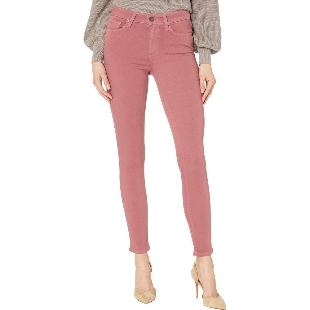 ペイジ Paige レディース ジーンズ・デニム ボトムス・パンツ【Hoxton Ankle Jeans in Deco Rose】Deco Rose