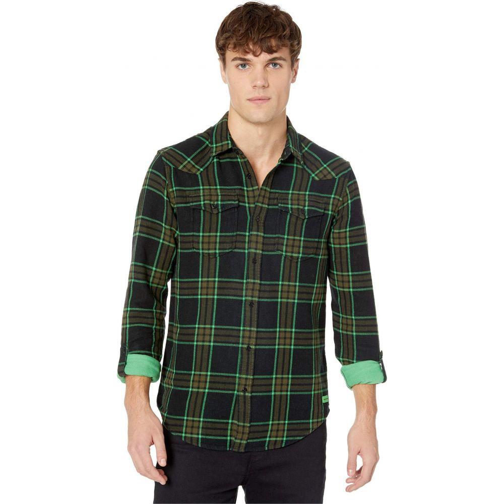 スコッチ&ソーダ Scotch & Soda メンズ シャツ ウエスタンシャツ トップス【Regular Fit Western Shirt】Combo C