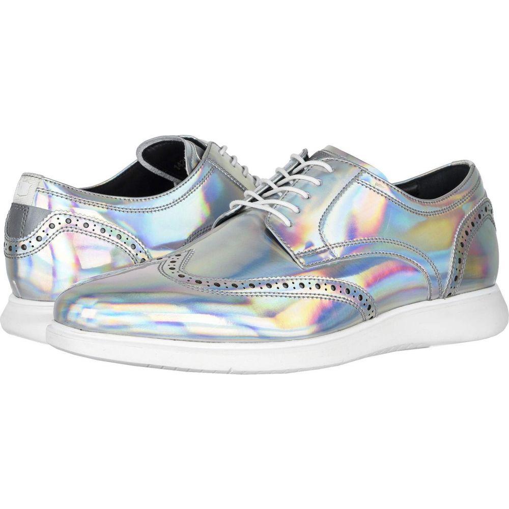 フローシャイム Florsheim メンズ 革靴・ビジネスシューズ ウイングチップ シューズ・靴【Fuel Reflect Wingtip Oxford】Platinum