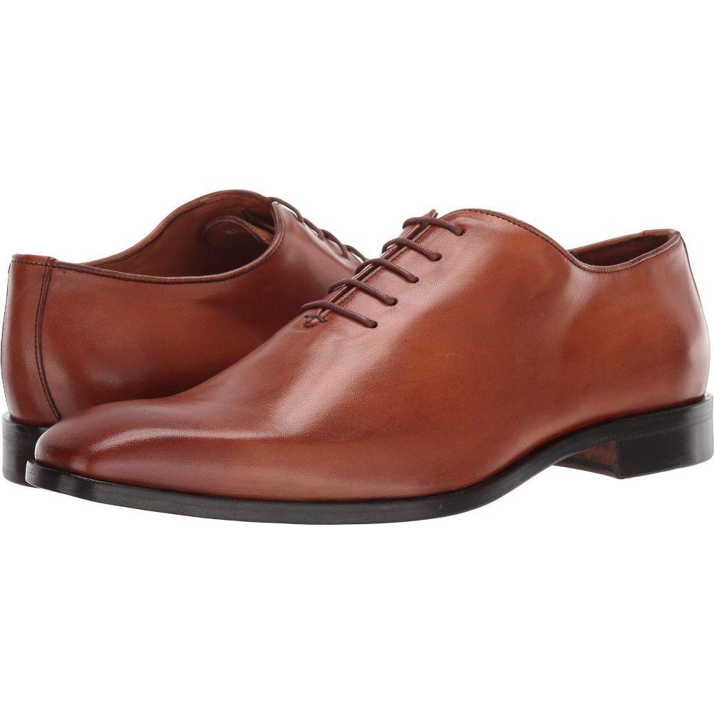 マッテオ マッシモ Massimo Matteo メンズ 革靴・ビジネスシューズ シューズ・靴【5-Eye Oxford】Brandy