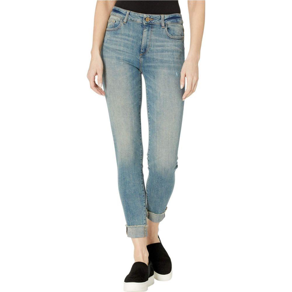 ディーエル1961 DL1961 レディース ジーンズ・デニム ボトムス・パンツ【Florence Ankle Mid-Rise Instasculpt Skinny Jeans in Indio】Indio