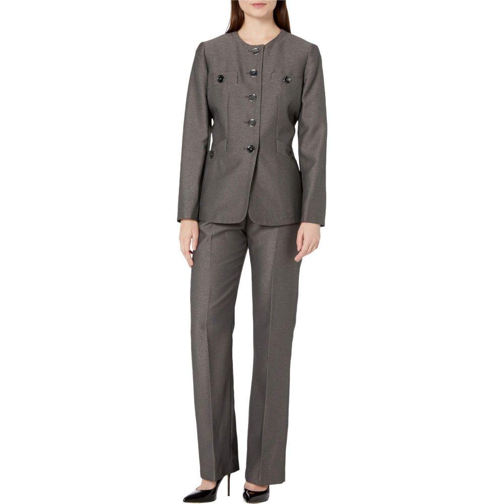 ル スーツ Le Suit レディース スーツ・ジャケット アウター【Jacket/Pants Suit Set】Pebble
