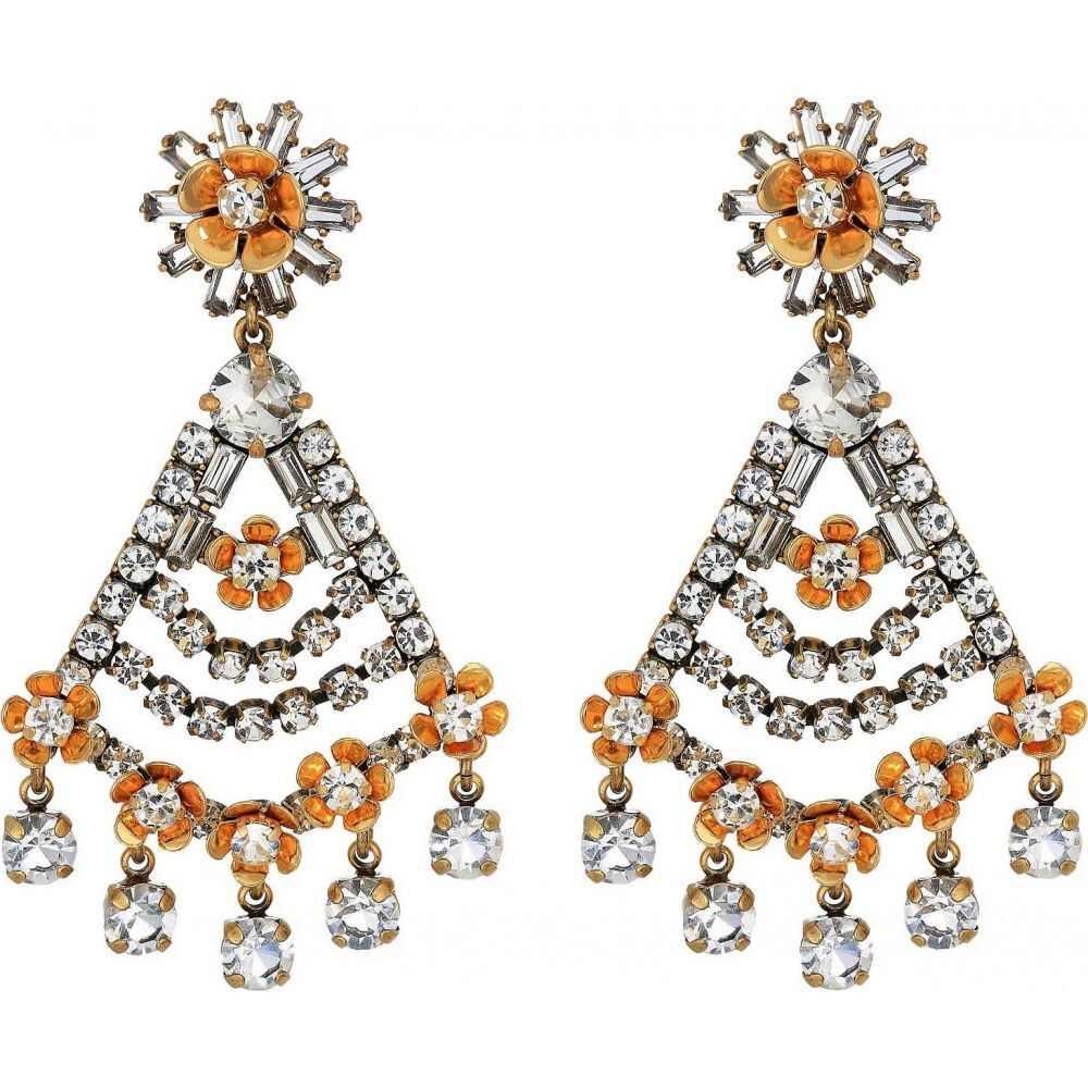 ジェイクルー J.Crew レディース イヤリング・ピアス ジュエリー・アクセサリー【Magic Snowflower Earrings】Crystal