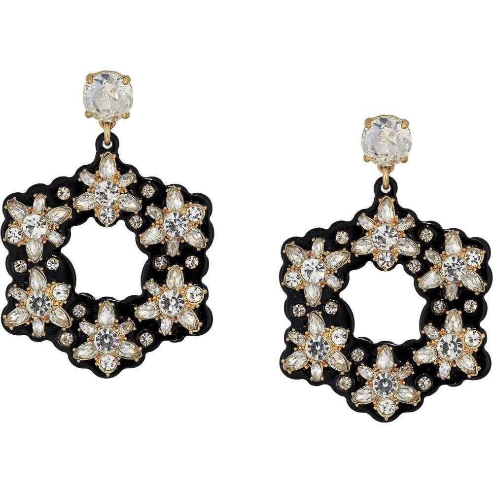 ジェイクルー J.Crew レディース イヤリング・ピアス ジュエリー・アクセサリー【Starflower Collage Earrings】Crystal