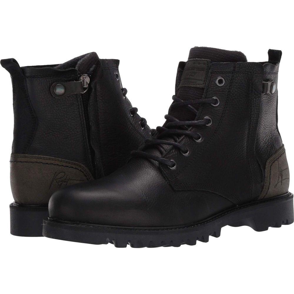 ブルボクサー Bullboxer メンズ ブーツ シューズ・靴【Talbet】Black