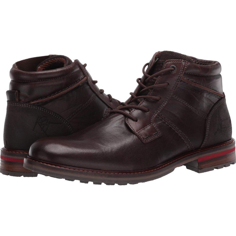 ブルボクサー Bullboxer メンズ ブーツ シューズ・靴【Drue】Brown