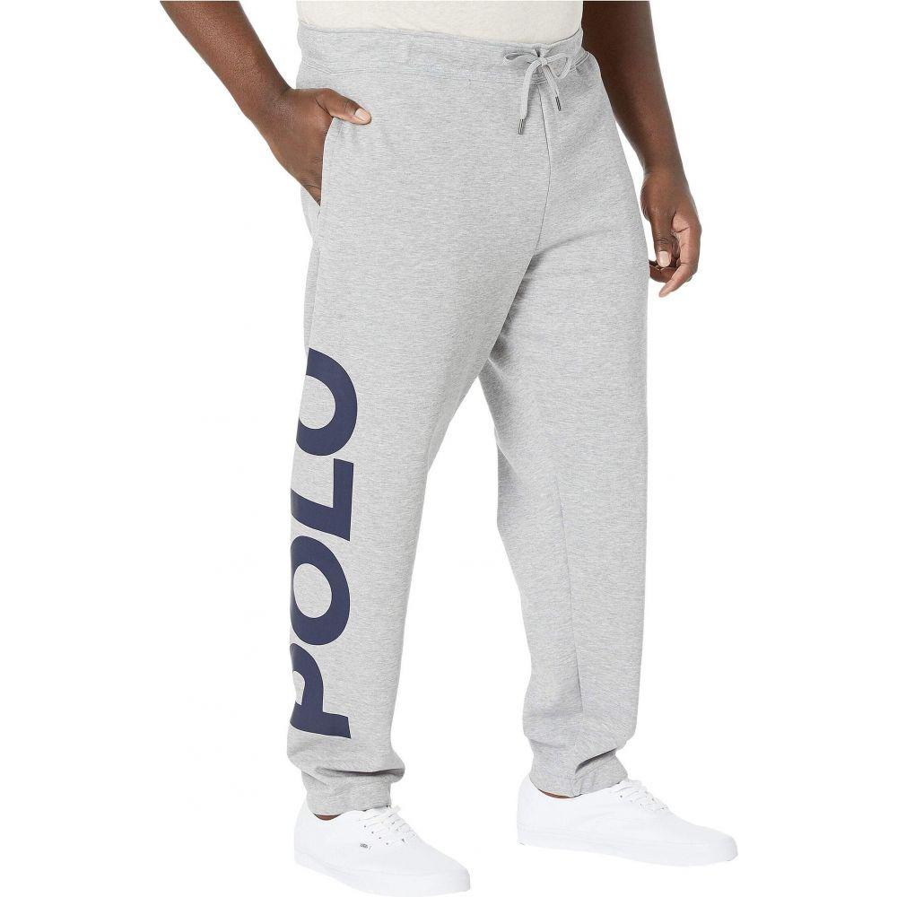 ラルフ ローレン Polo Ralph Lauren Big & Tall メンズ ジョガーパンツ ボトムス・パンツ【Double Knit Tech Jogger Pants.】Andover Heather