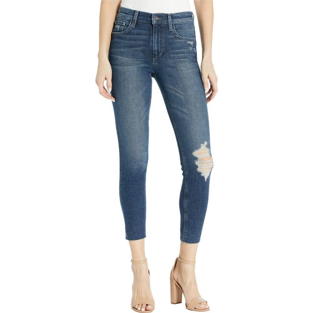 ジョーズジーンズ Joe's Jeans レディース ジーンズ・デニム ボトムス・パンツ【Charlie Crop Jeans in Hemlock】Hemlock