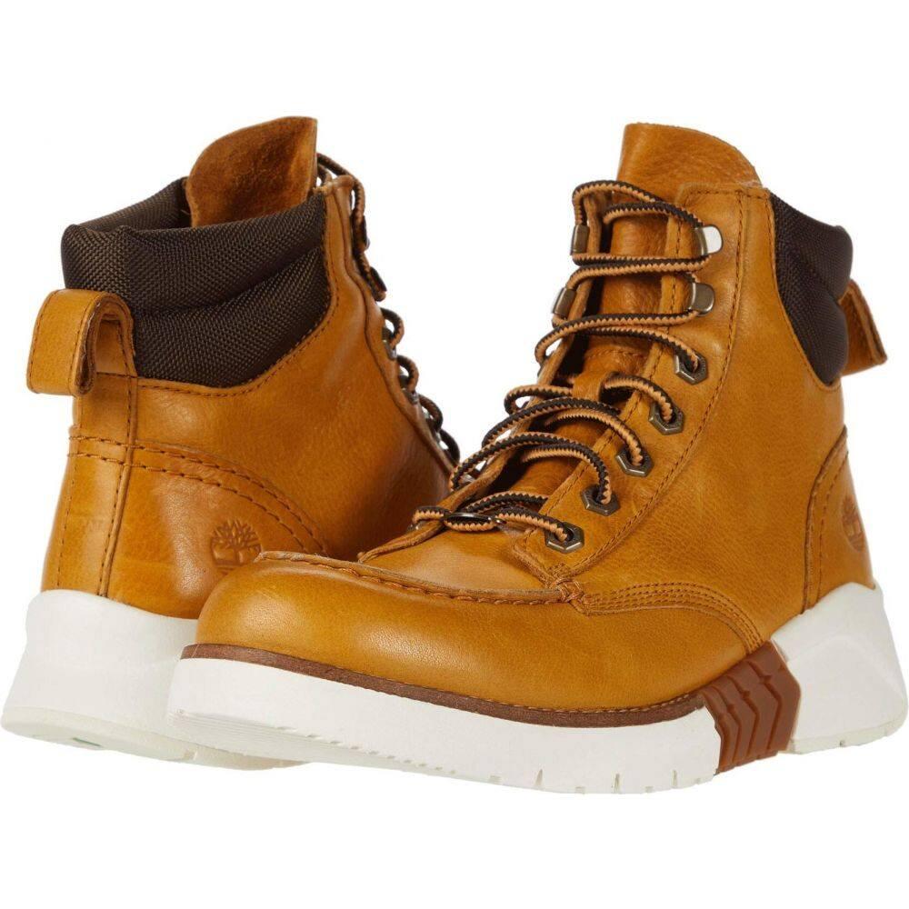 ティンバーランド Timberland メンズ ブーツ モックトゥ シューズ・靴【MTCR Moc Toe Boot】Spruce Yellow