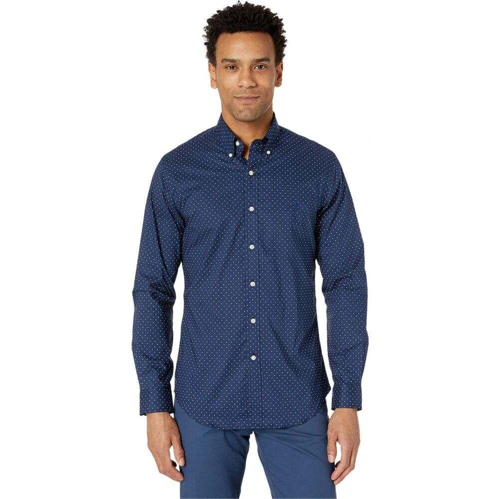 ラルフ ローレン Polo Ralph Lauren メンズ シャツ トップス【Slim Fit Poplin Shirt】Executive Dot