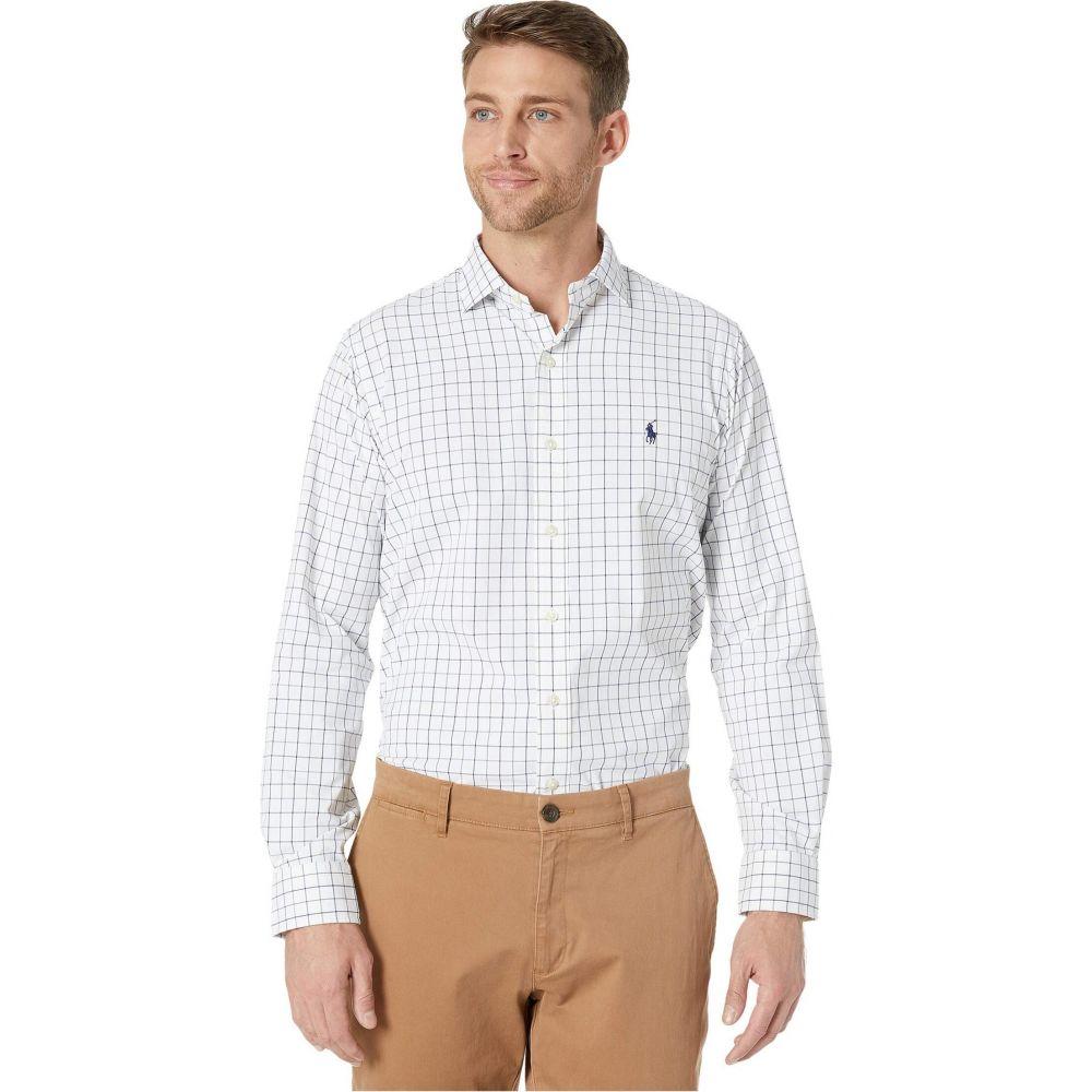 ラルフ ローレン Polo Ralph Lauren メンズ シャツ トップス【Classic Fit Performance Shirt】White