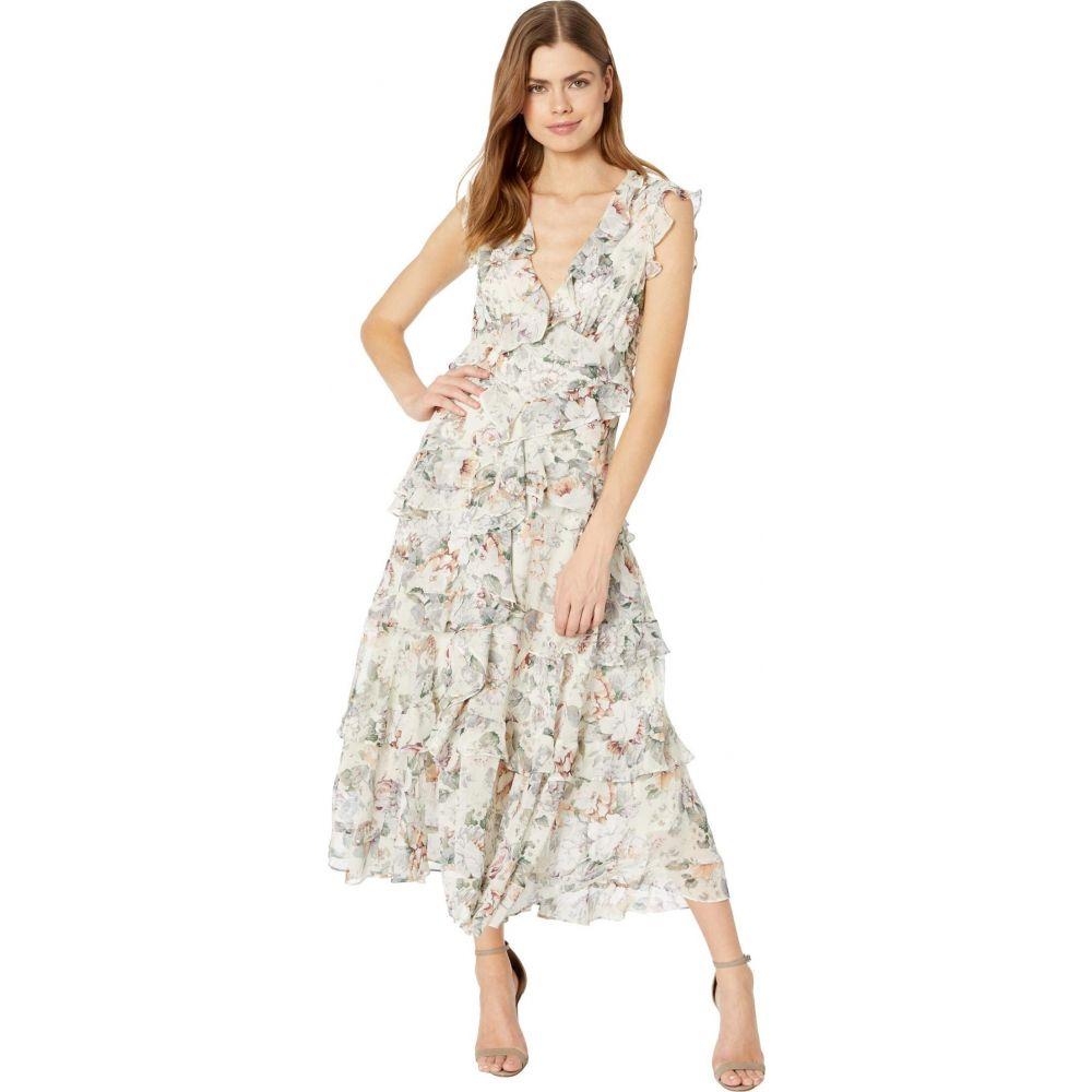 バルドー Bardot レディース ワンピース ワンピース・ドレス【Nelly Floral Dress】Ivory Floral