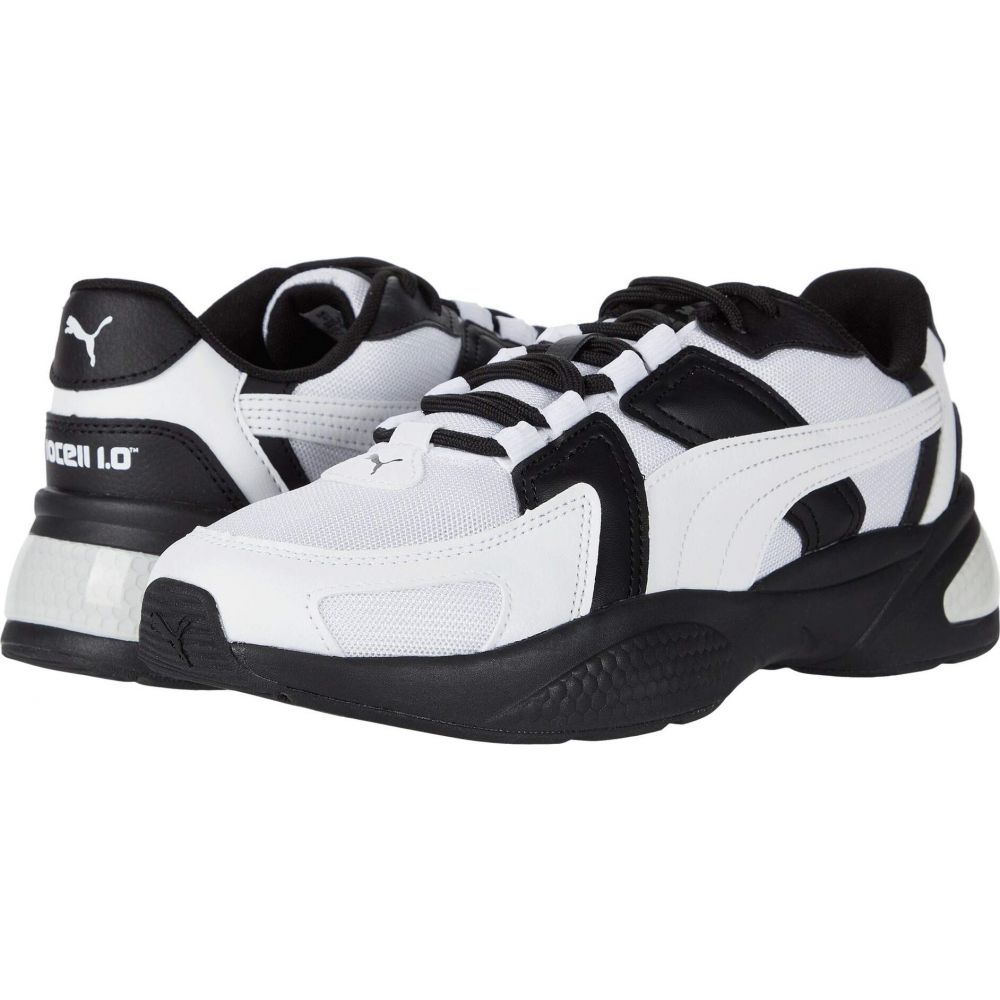 プーマ PUMA メンズ スニーカー シューズ・靴【Ascend】Puma White/Puma Black/Castlerock