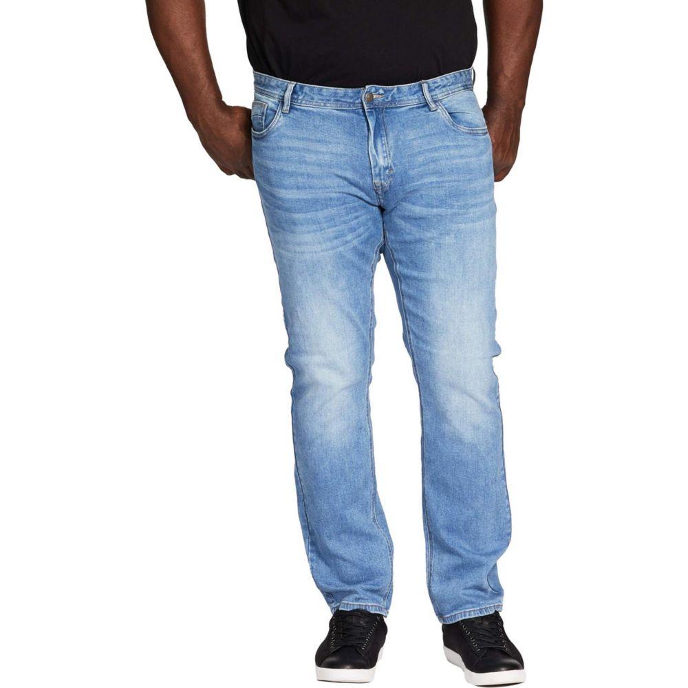 ジョニー ビッグ Johnny Bigg メンズ ジーンズ・デニム 大きいサイズ ボトムス・パンツ【Big & Tall Gabe Slim Jeans】Sky