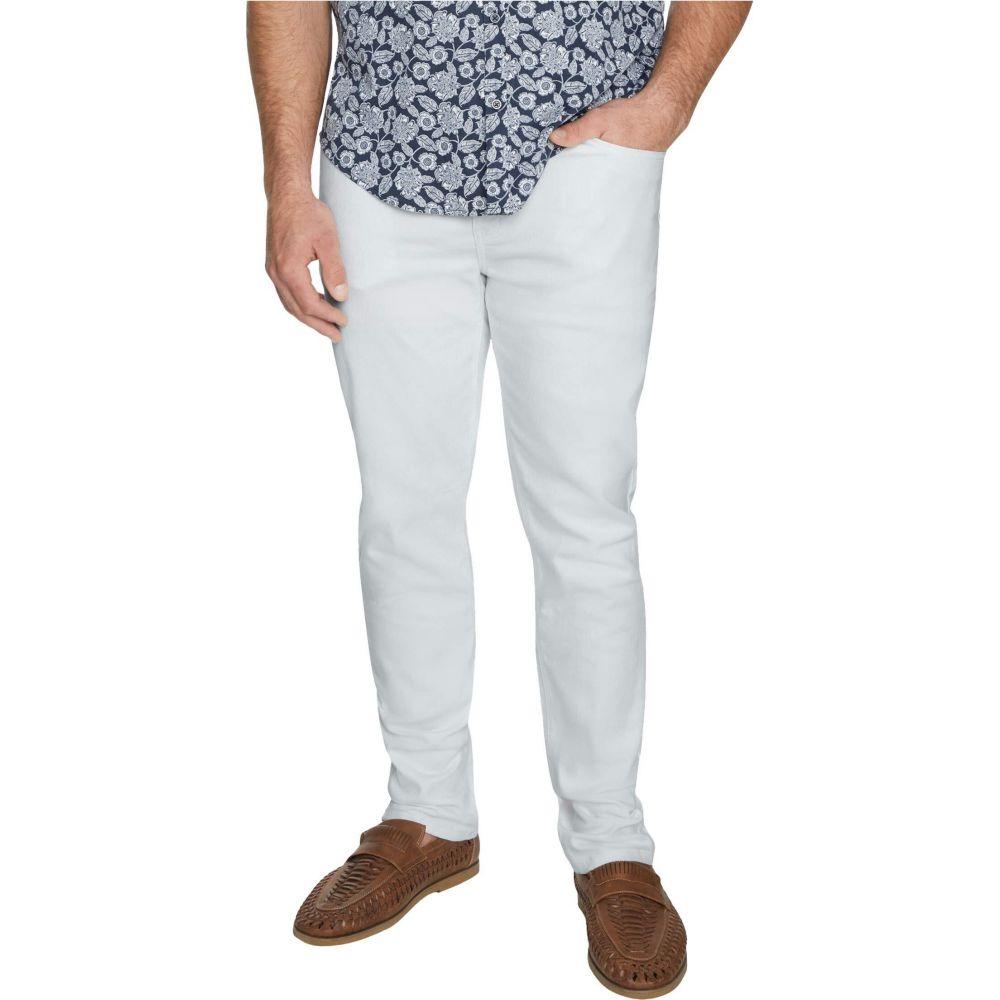 ジョニー ビッグ Johnny Bigg メンズ ジーンズ・デニム 大きいサイズ ボトムス・パンツ【Big & Tall Vince Slim Jeans】White