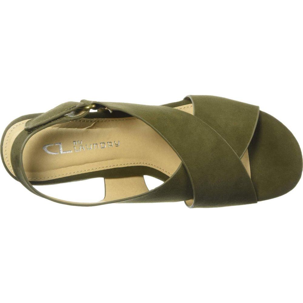 チャイニーズランドリー CL By Laundry レディース サンダル・ミュール シューズ・靴 Capital Super Suede OliveJKlcF1T3