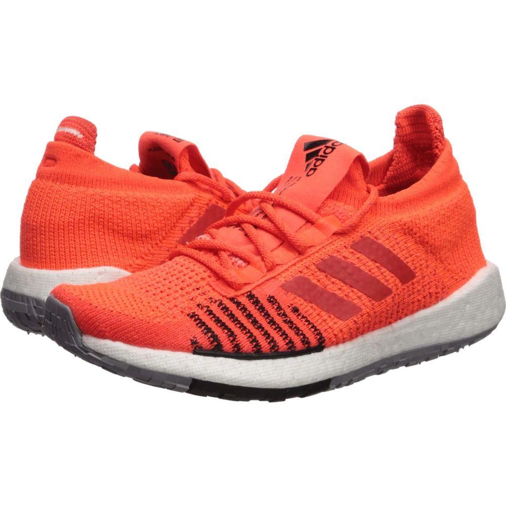 アディダス adidas Running メンズ ランニング・ウォーキング シューズ・靴【PulseBOOST HD】Solar Red/Hi-Res Red/Core Black