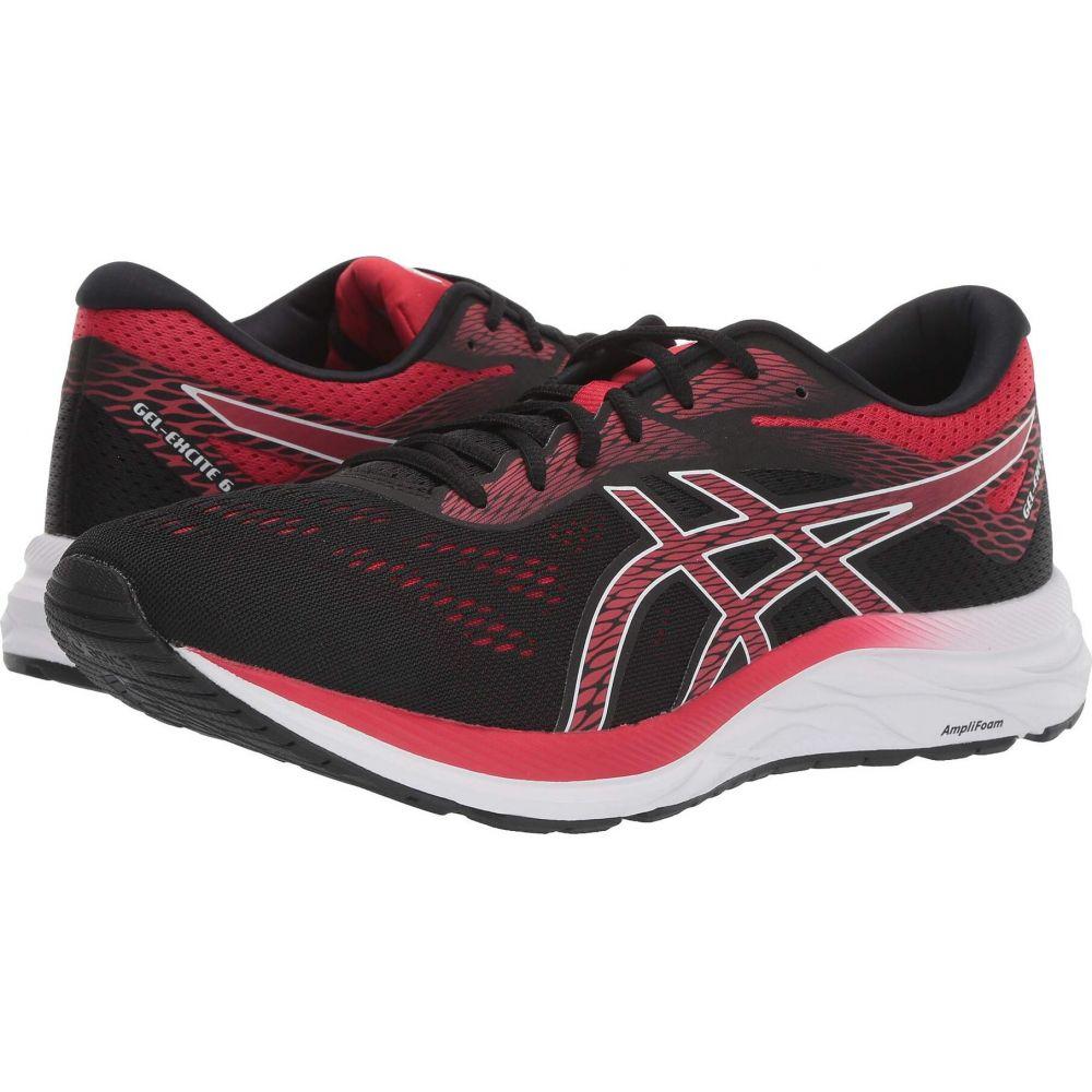 アシックス ASICS メンズ ランニング・ウォーキング シューズ・靴【GEL-Excite 6】Black/Speed Red