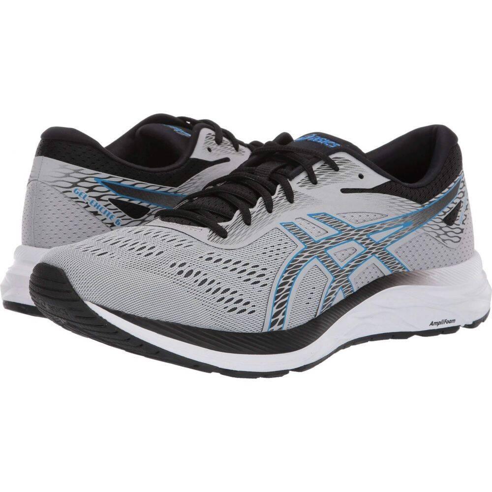アシックス ASICS メンズ ランニング・ウォーキング シューズ・靴【GEL-Excite 6】Mid Grey/Electric Blue
