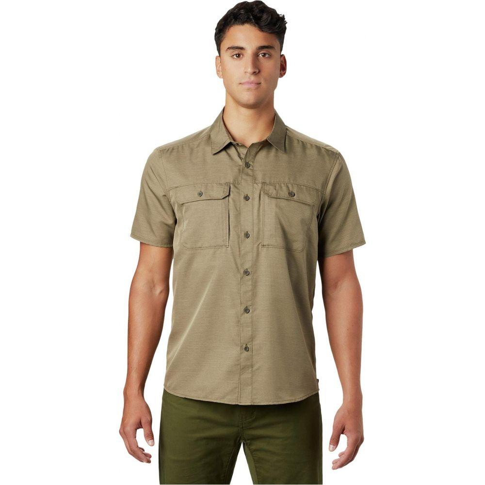 マウンテンハードウェア Mountain Hardwear メンズ 半袖シャツ トップス【Canyon(TM) S/S Shirt】Ridgeline