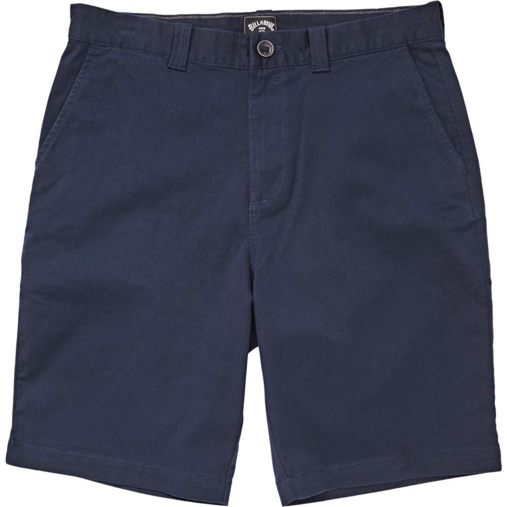 ビラボン Billabong メンズ ショートパンツ ボトムス・パンツ【Carter Stretch】Navy