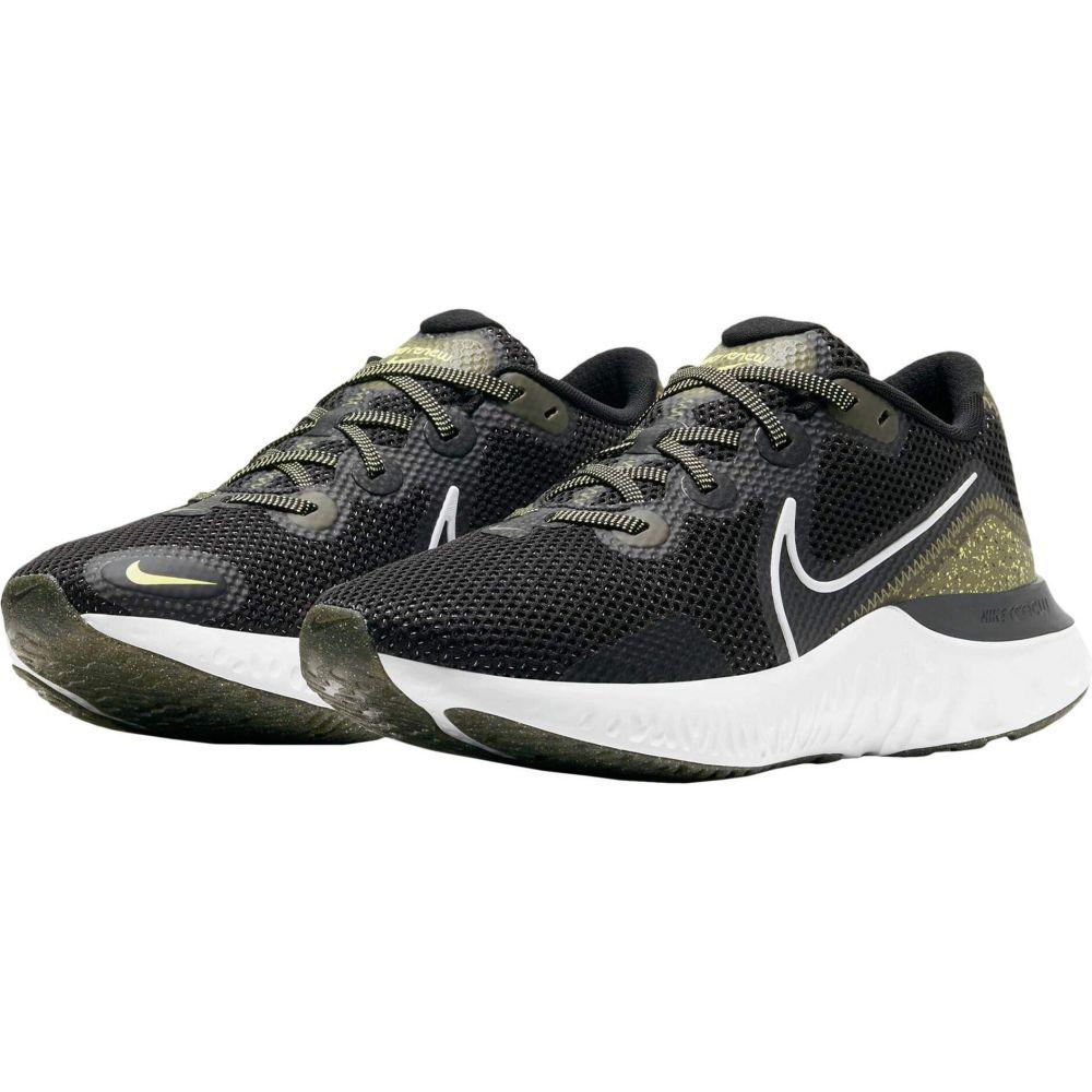 ナイキ Nike メンズ ランニング・ウォーキング シューズ・靴【Renew Run SE】Black/Summit White/Medium Olive