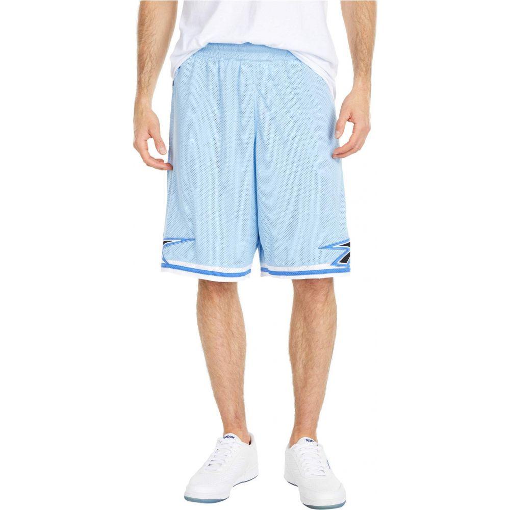 リーボック Reebok メンズ ショートパンツ ボトムス・パンツ【BBall Shorts】Fluid Blue