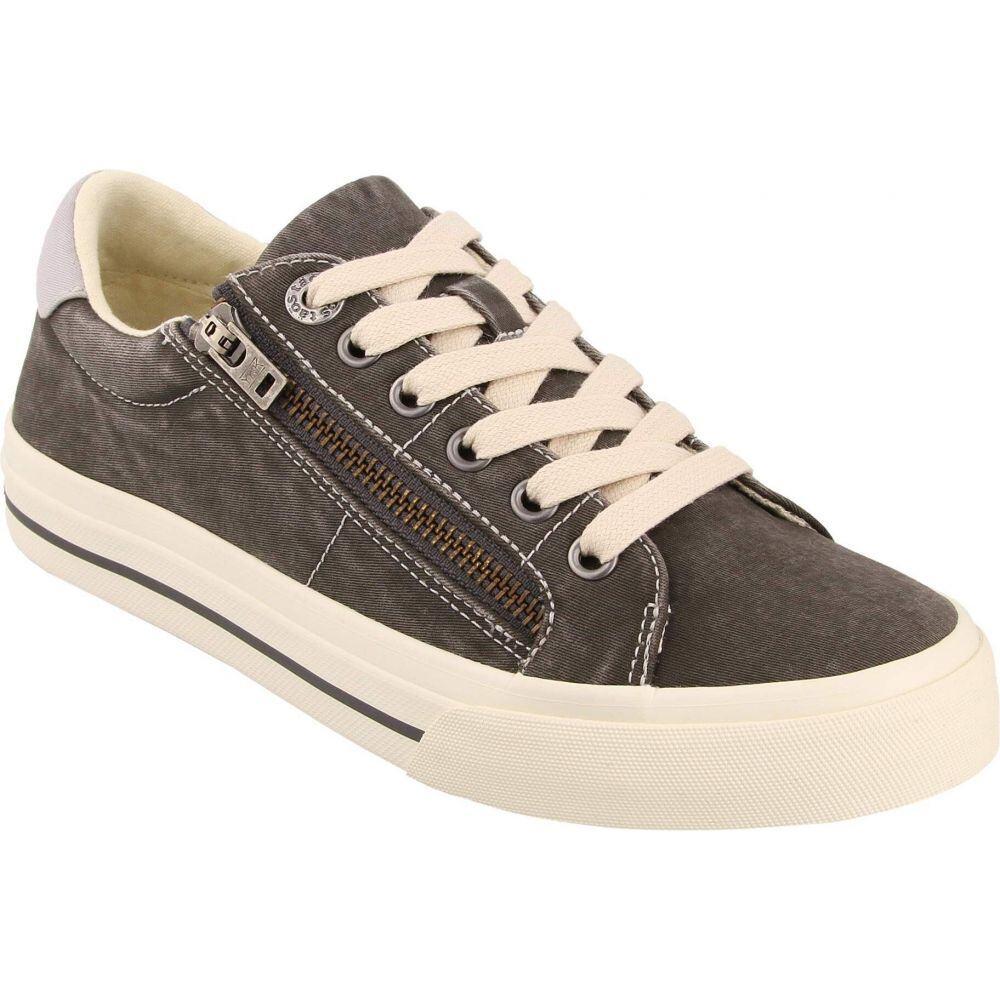 タオス Taos Footwear レディース スニーカー シューズ・靴【Z-Soul】Light Grey