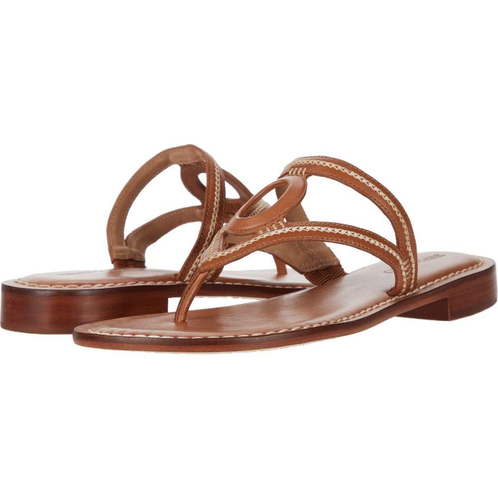 ベルナルド Bernardo レディース サンダル・ミュール シューズ・靴【Tania】Luggage Calf