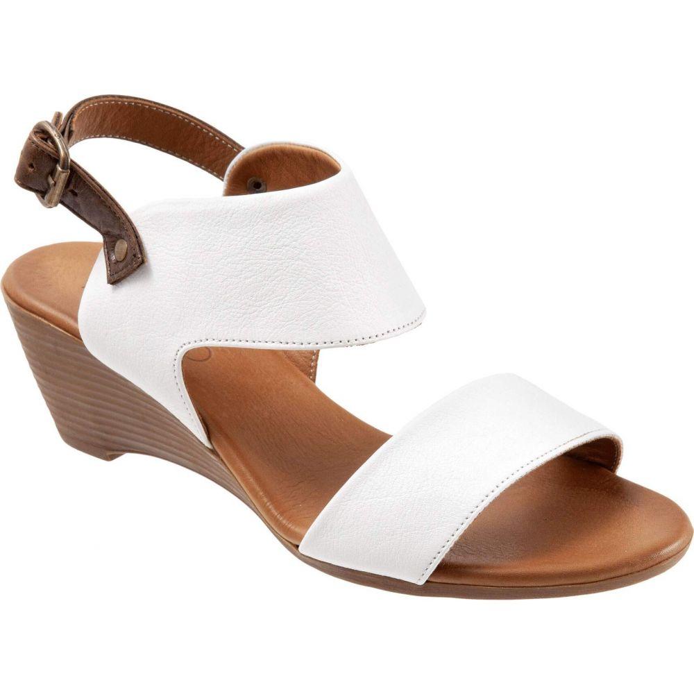 ブエノ Bueno レディース サンダル・ミュール シューズ・靴【Ivana】White