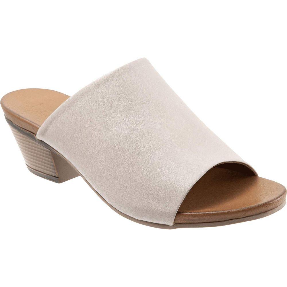 ブエノ Bueno レディース サンダル・ミュール シューズ・靴【Simone】Light Grey