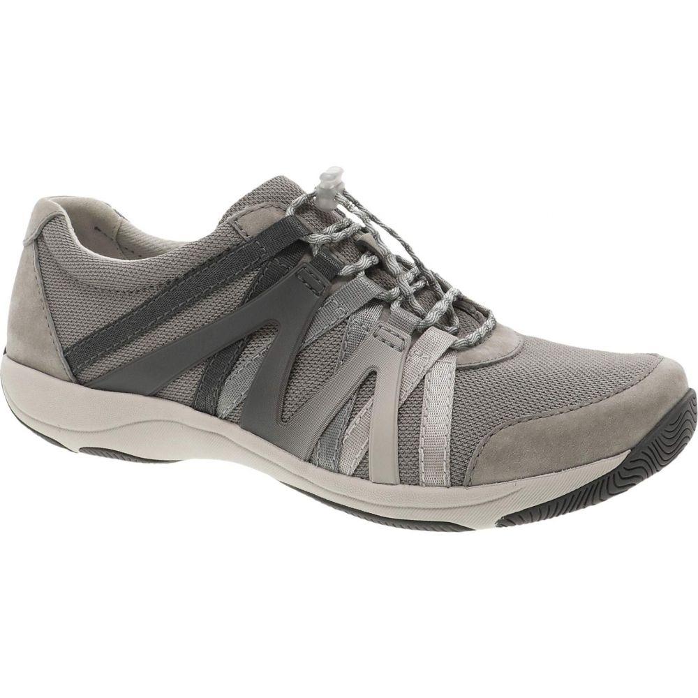 ダンスコ Dansko レディース スニーカー シューズ・靴【Henriette】Grey Suede