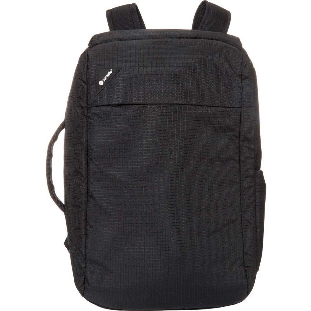 パックセーフ Pacsafe レディース バックパック・リュック バッグ【Vibe 28 Anti-Theft 28L Backpack】Jet Black