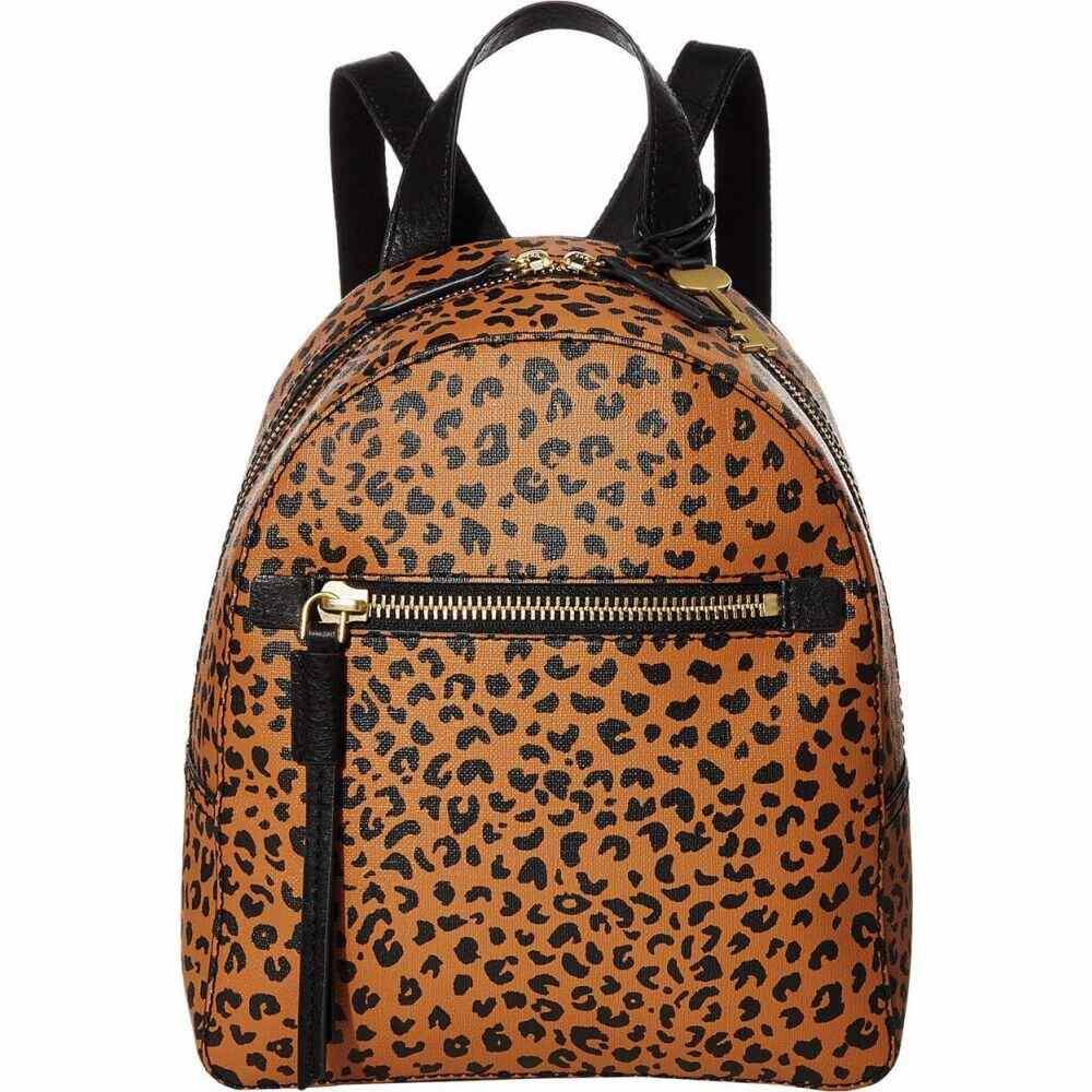 フォッシル Fossil レディース バックパック・リュック バッグ【Megan Backpack】Cheetah