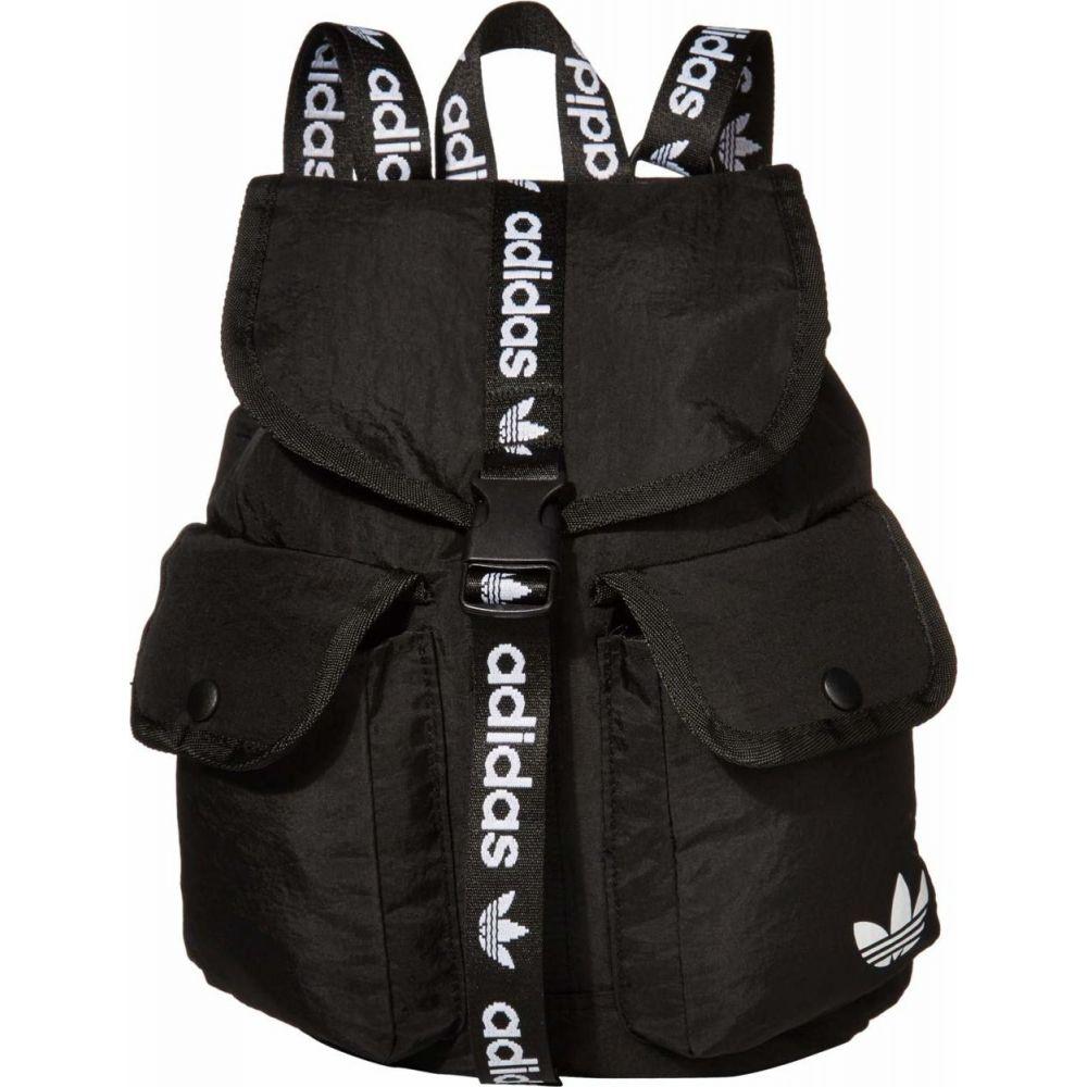 アディダス adidas Originals レディース バックパック・リュック バッグ【Originals Utility Mini Backpack】Black/White
