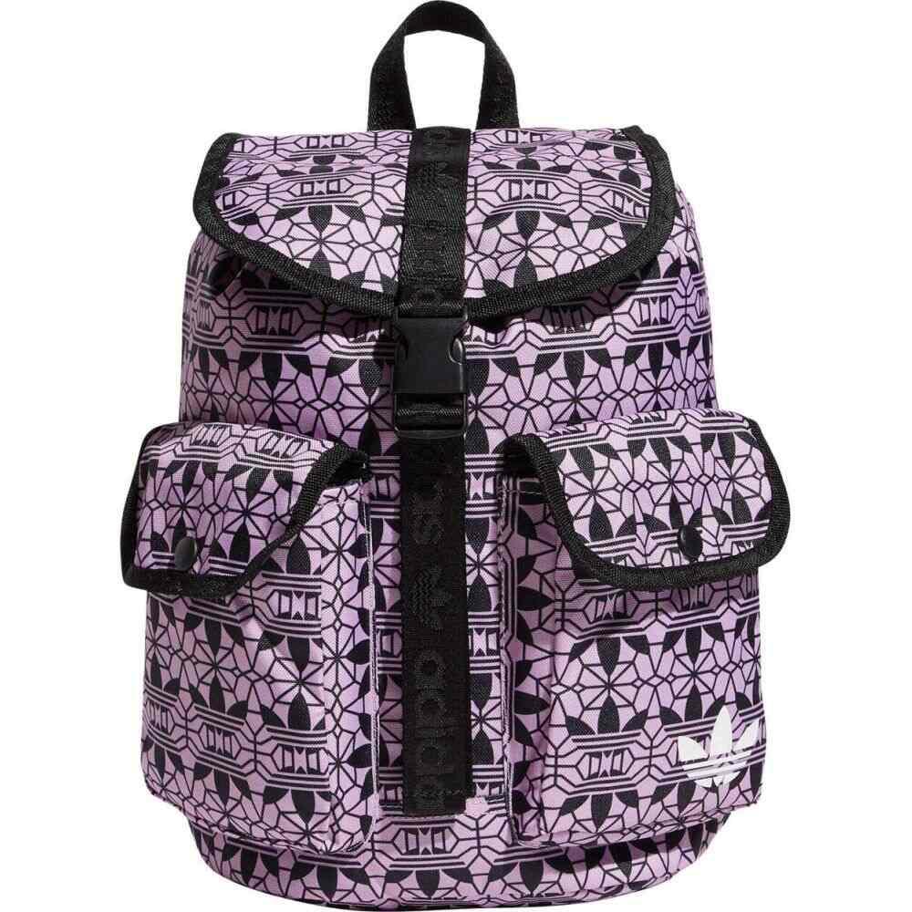 アディダス adidas Originals レディース バックパック・リュック バッグ【Originals Utility Mini Backpack】Clear Lilac/Black