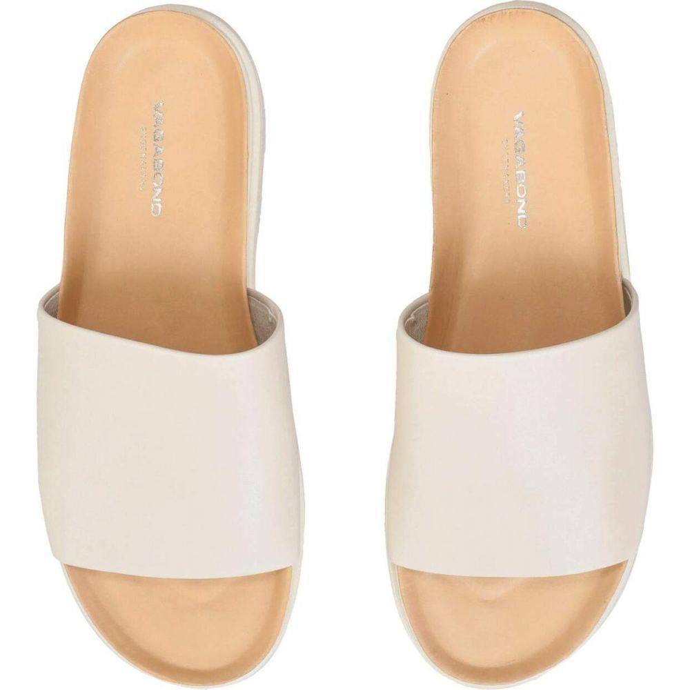ヴァガボンド Vagabond Shoemakers レディース サンダル・ミュール シューズ・靴【Erin Slide】Off-White